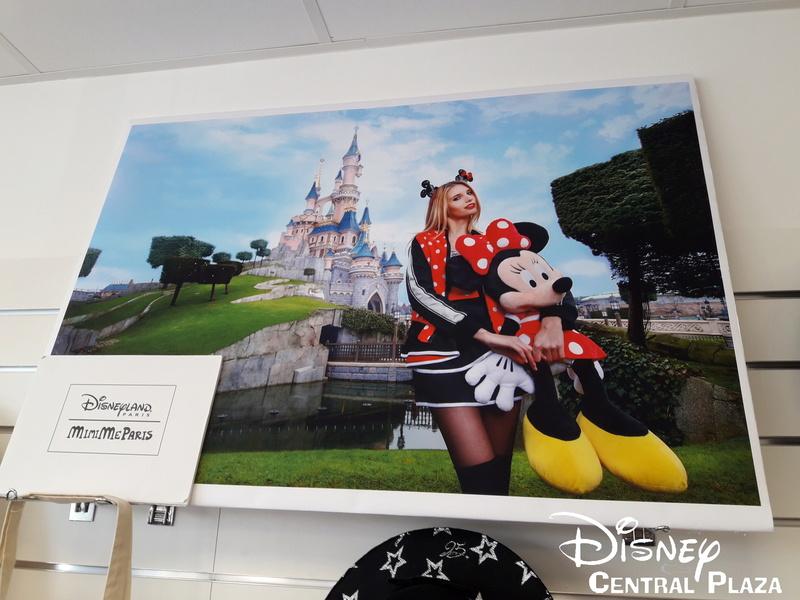 Présentation du Merchandising des 25 ans de Disneyland Paris 20170244