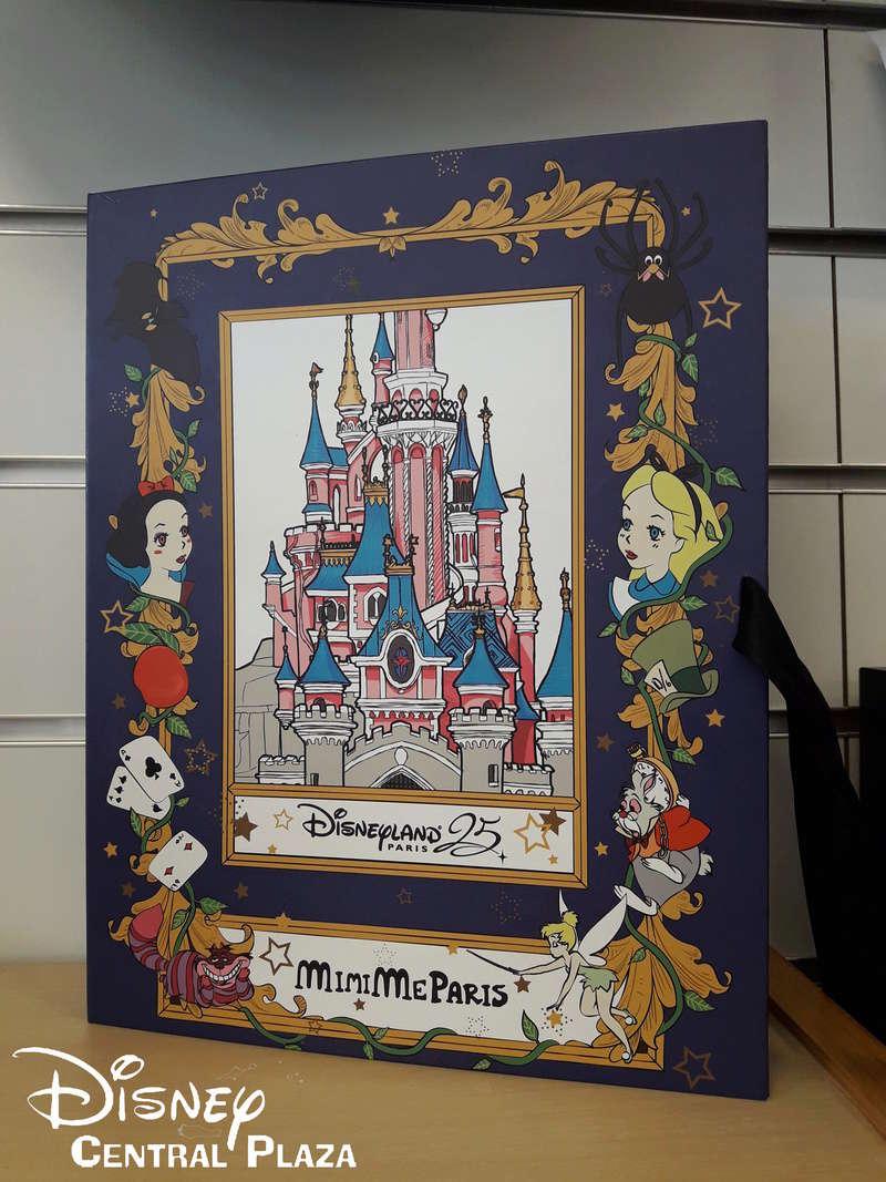 Présentation du Merchandising des 25 ans de Disneyland Paris 20170245