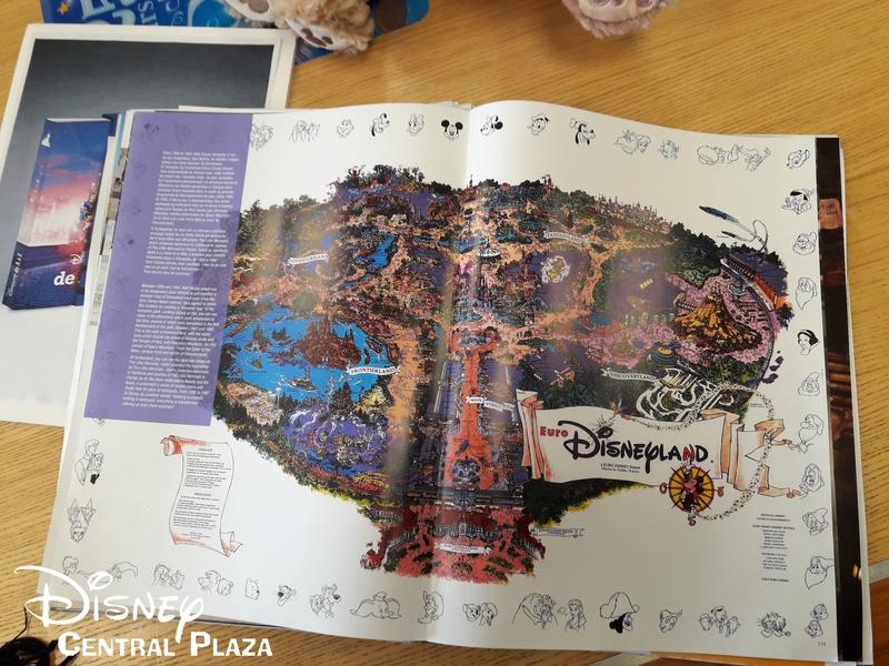 Présentation du Merchandising des 25 ans de Disneyland Paris 20170250