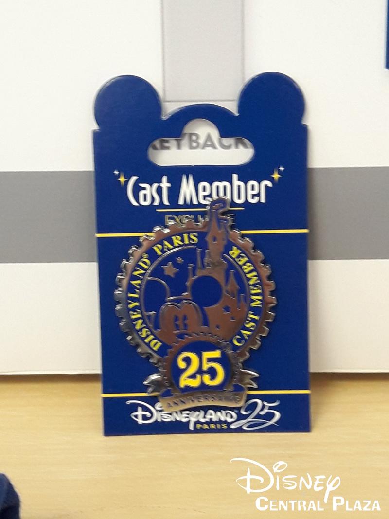 Présentation du Merchandising des 25 ans de Disneyland Paris 20170255