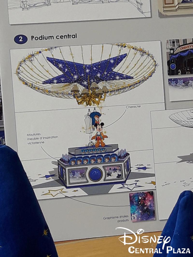 Présentation du Merchandising des 25 ans de Disneyland Paris 20170257