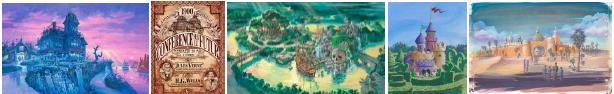 Présentation du Merchandising des 25 ans de Disneyland Paris Art_on10