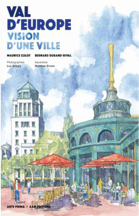 (Livre) Val d'Europe - Vision d'une Ville Val_110