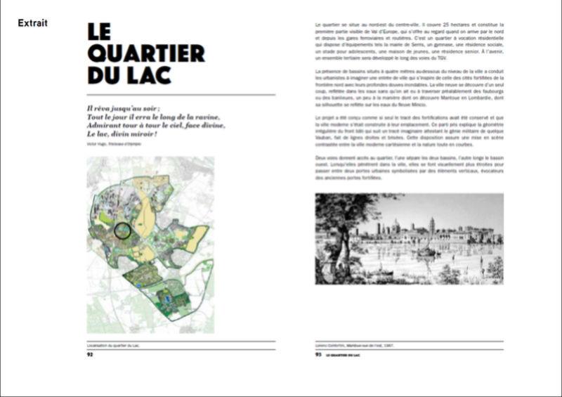 (Livre) Val d'Europe - Vision d'une Ville Val_210