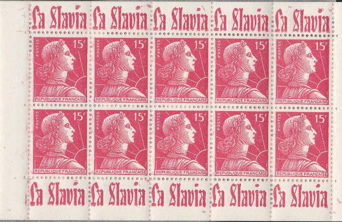 Muller rouge SLAVIA X2 - AGvie X2 Slav10