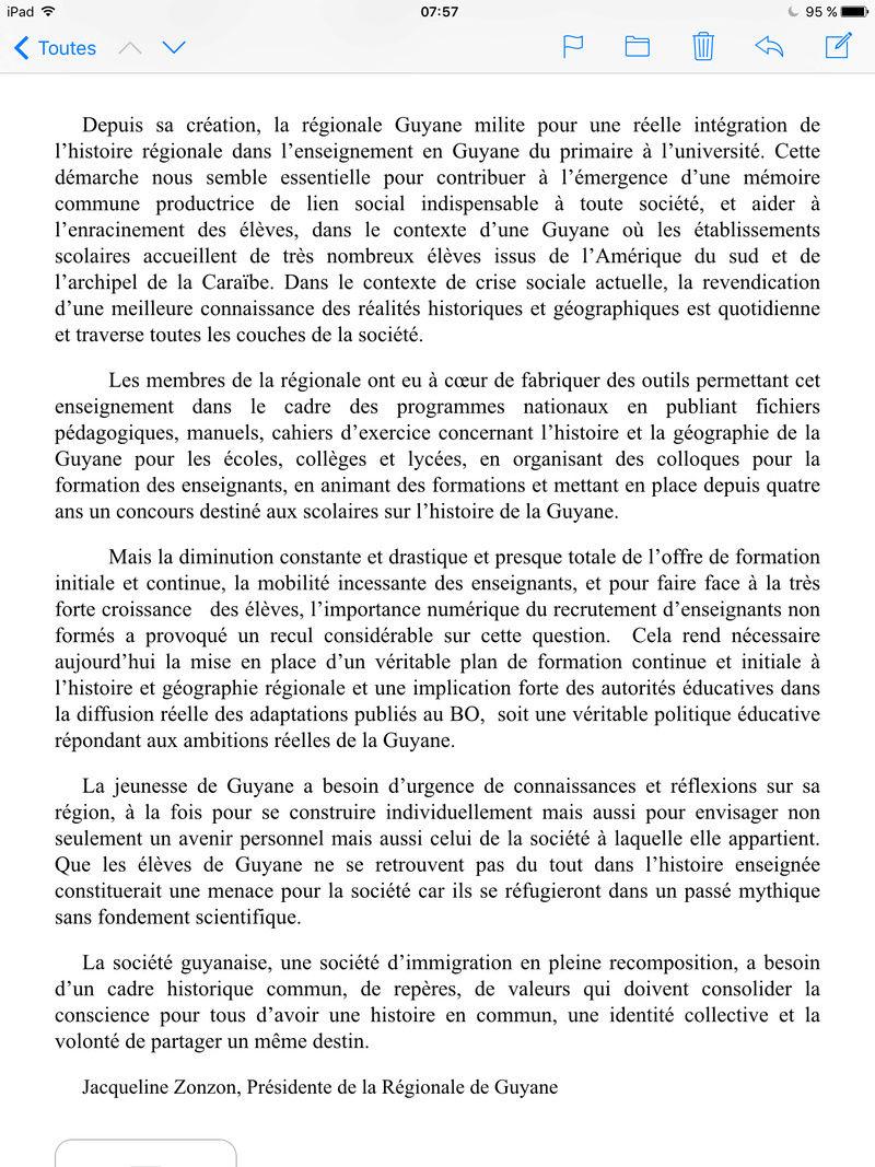 La Guyane bloquée - Etat de non droit - Page 2 Image223