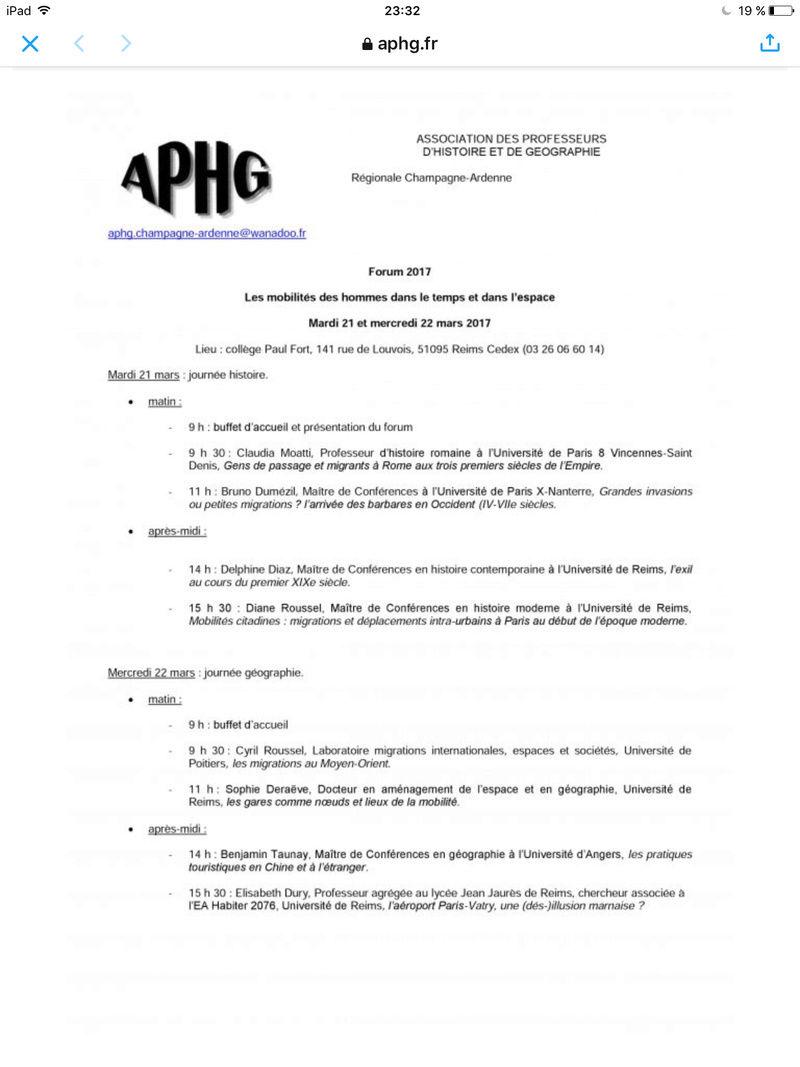 L'actualité de l'APHG - Page 5 Image60