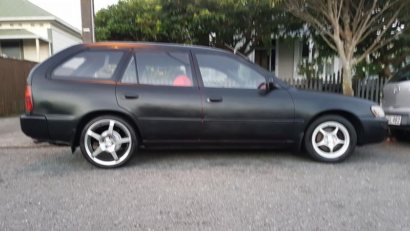 1994 AE101 Maroon/ Black wagon - Page 2 20170212