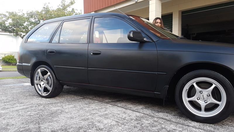 1994 AE101 Maroon/ Black wagon - Page 2 20170213