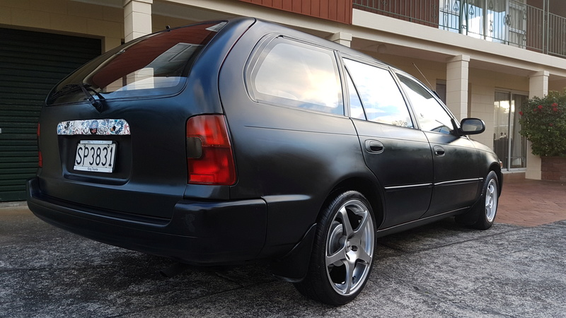 1994 AE101 Maroon/ Black wagon - Page 2 20170214