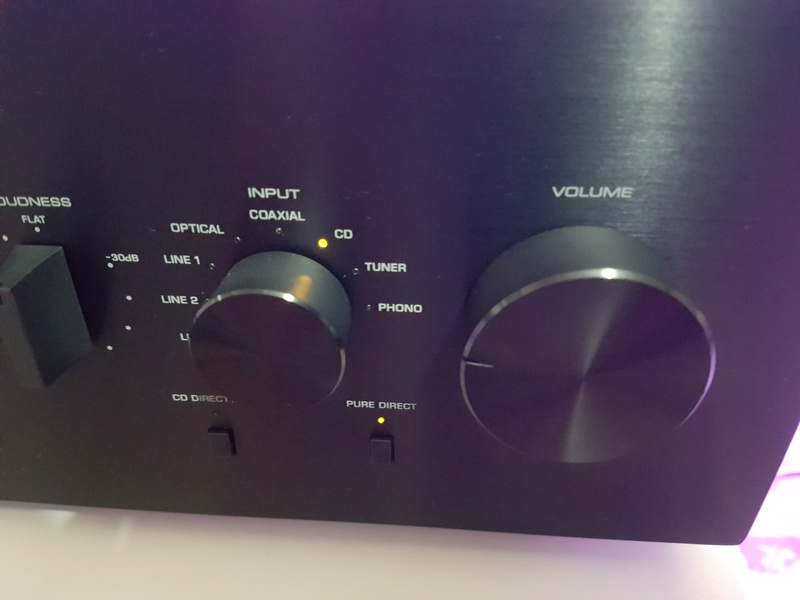 Recensione personale Yamaha A-S701 20170530