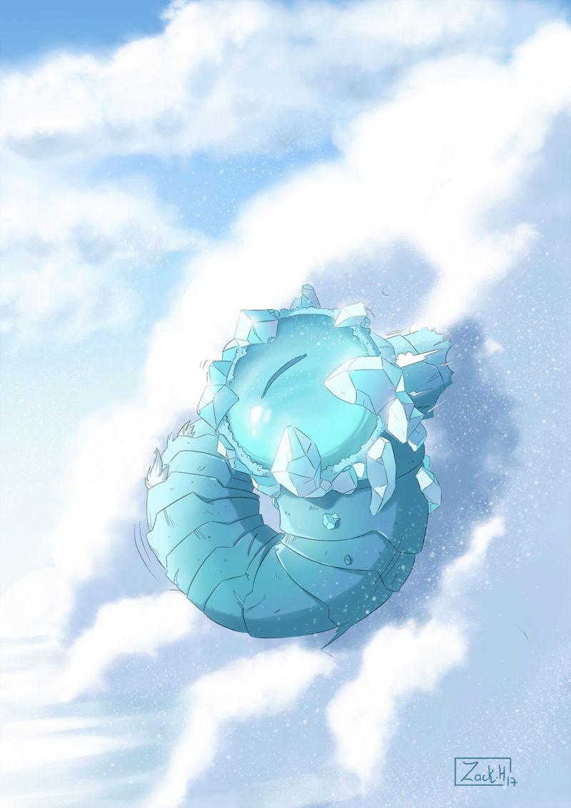 [Terminé] Créature de Glace Arpent10