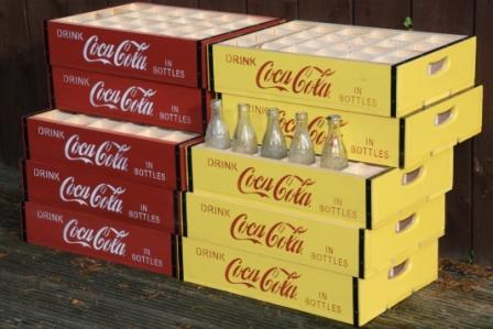 Caisse de coca Coke210