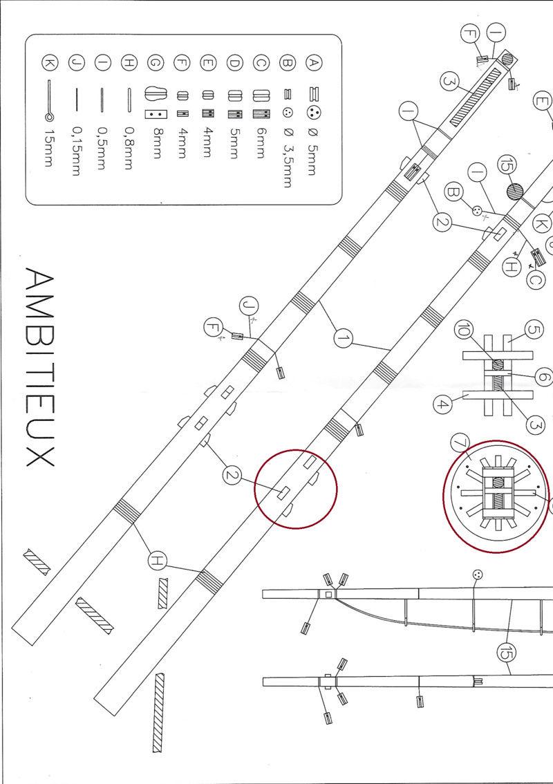L'Ambitieux d'Altaya échelle 1:72 ème - Page 5 Mat_de10