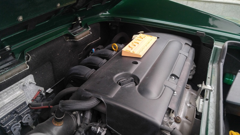 Modifica Cover Motore Elise S 2008 20170210
