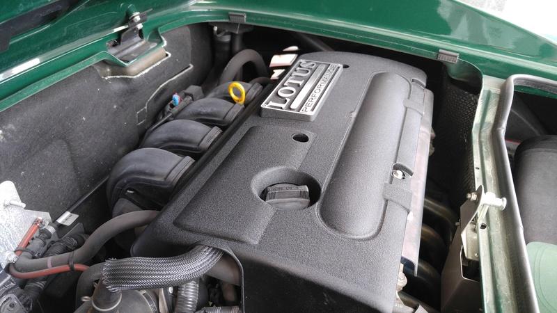 Modifica Cover Motore Elise S 2008 20170328
