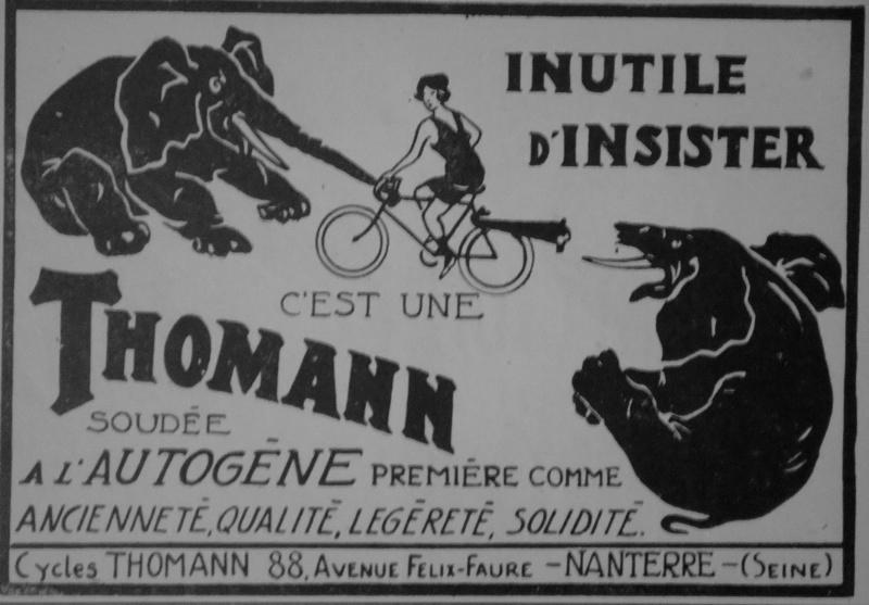 THOMANN 1928 Col de cygne  Kgrhqr10