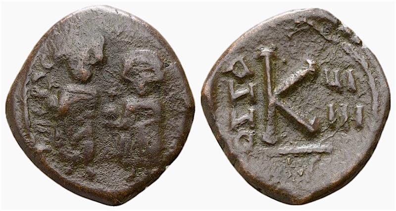 Héraclius & Heraclius Constantin ... ou Imitation Syrienne ? _5710
