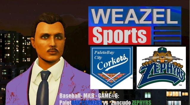 WEASELSports -LIVE- Weasel12