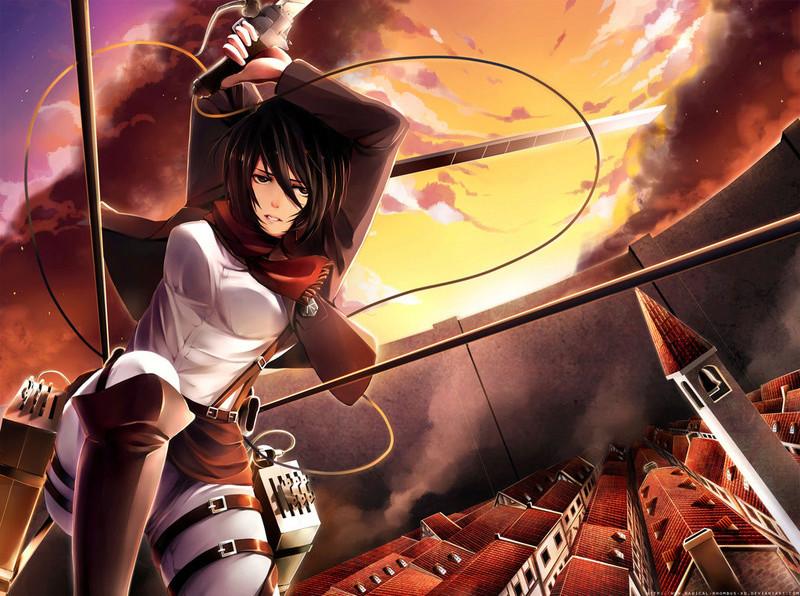 [Accepté] Candidature Mikasa Ackherman Mikasa10