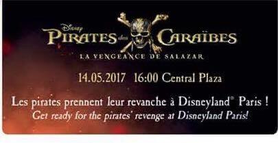 Avant-Première Européenne Pirates des Caraïbes 5 (14 mai 2017) - Page 4 18423710