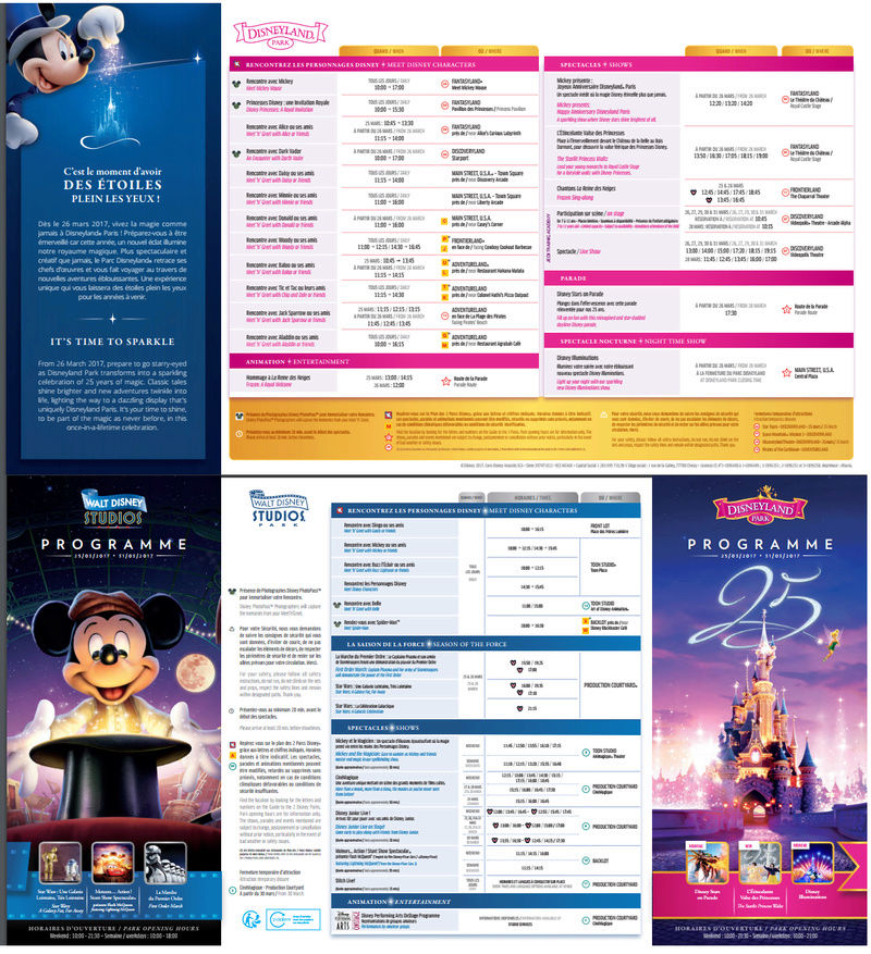 [Saison] 25ème Anniversaire de Disneyland Paris (jusqu'au 09 septembre 2018) - Page 3 Progra10