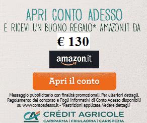 CONTO ADESSO regala BUONO AMAZON € 130 [scaduta il 31/05/2018] Conto-10
