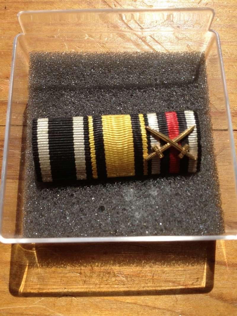 Vos barrettes & rappels de décorations - médailles - Page 2 Img_1060