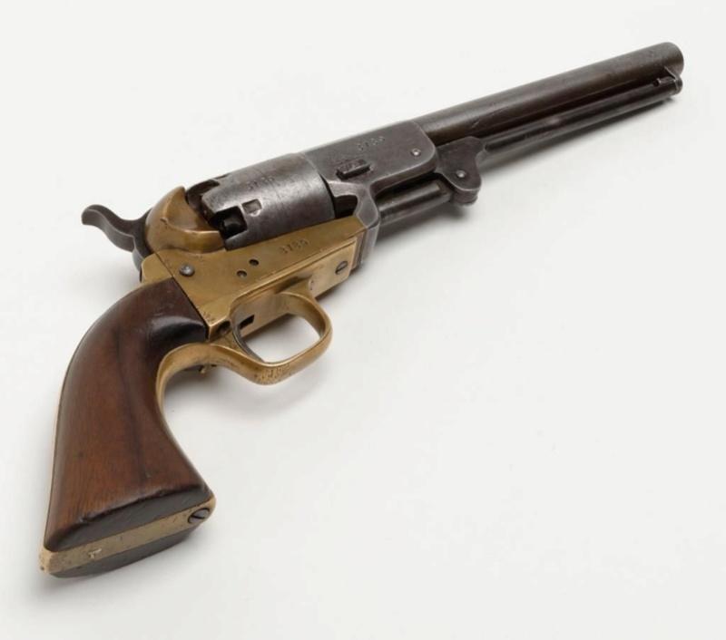 choisir un revolver à poudre noire pour un débutant par Vieux Machin 19846610