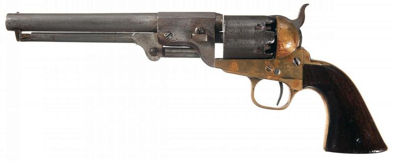 choisir un revolver à poudre noire pour un débutant par Vieux Machin 400-0010