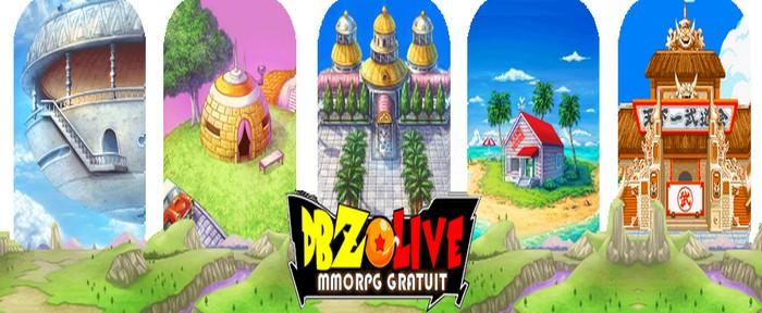 DBZ Live MMORPG
