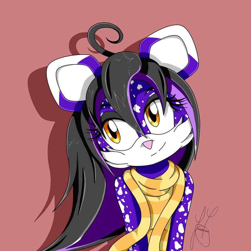 Foreva's Fan characters - Page 3 Yukiko11