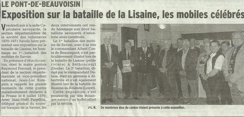 ACTIVITES DIVERSES DE LA SECTION SAVOIE ISERE - Page 6 Expo_l10