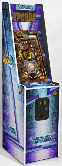 [WIP 70%] Pincab vertical Vertig10