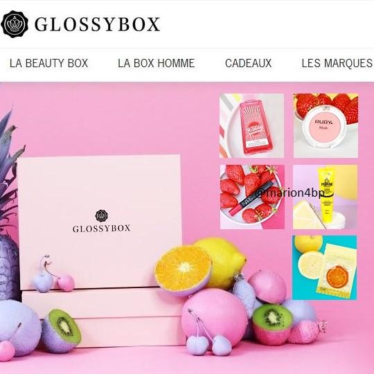 [Juin 2017] Glossybox  - Page 3 Glossy14