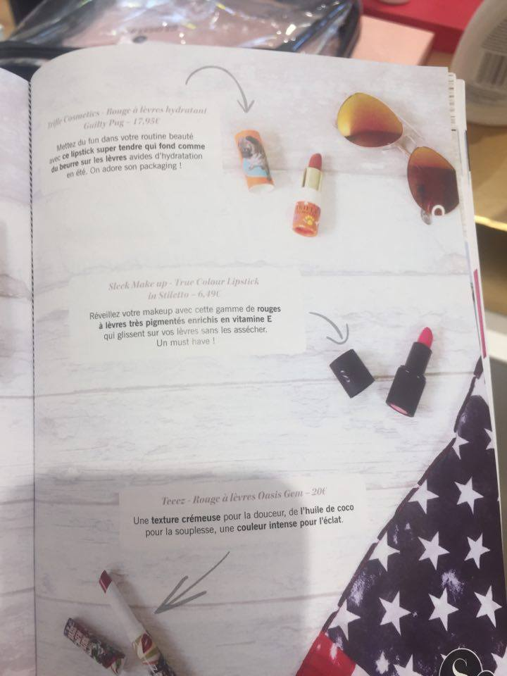 [Juillet / Aout 2017] Glossybox  - Page 2 Glossy24