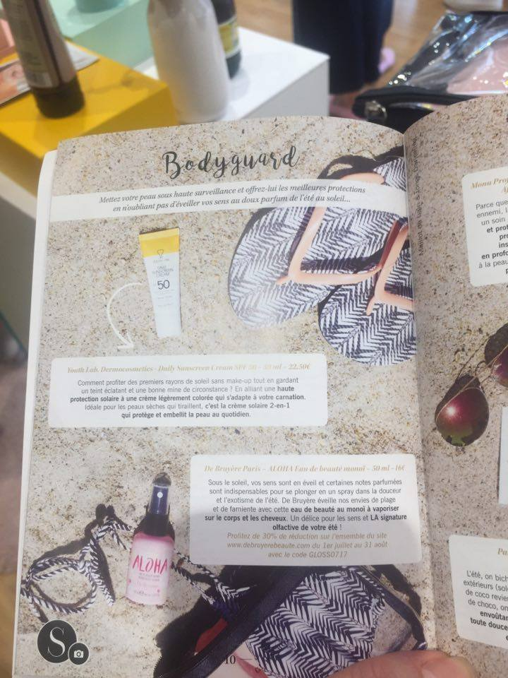 [Juillet / Aout 2017] Glossybox  - Page 2 Glossy27