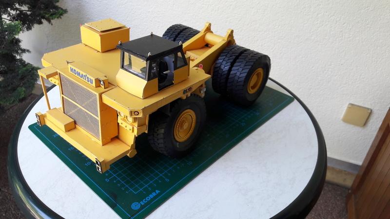 Fertig - Tagebau-Truck Kamatsu 830 E-AC gebaut von Holzkopf - Seite 4 20170101