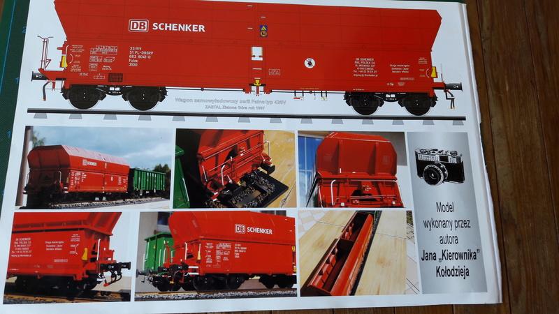 Fertig - Kohlewaggon gebaut von Nicol / Holzkopf  20170228