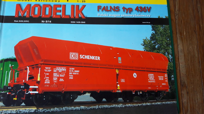 Fertig - Kohlewaggon gebaut von Nicol / Holzkopf  20170229