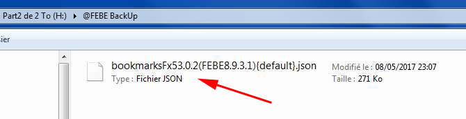 Tuto sur l'utilisation de FEBE pour sauvegarder vos signets (Firefox uniquement) Captur24