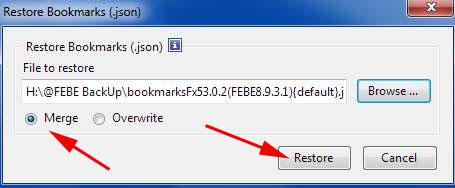 Tuto sur l'utilisation de FEBE pour sauvegarder vos signets (Firefox uniquement) Captur26