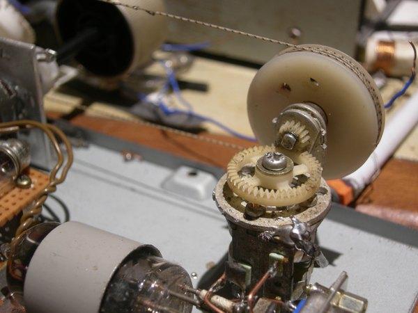 Réalisation d'un Grid Dip Oscillator (GDO) à tube. La suite : Partie HF Cvdscn10