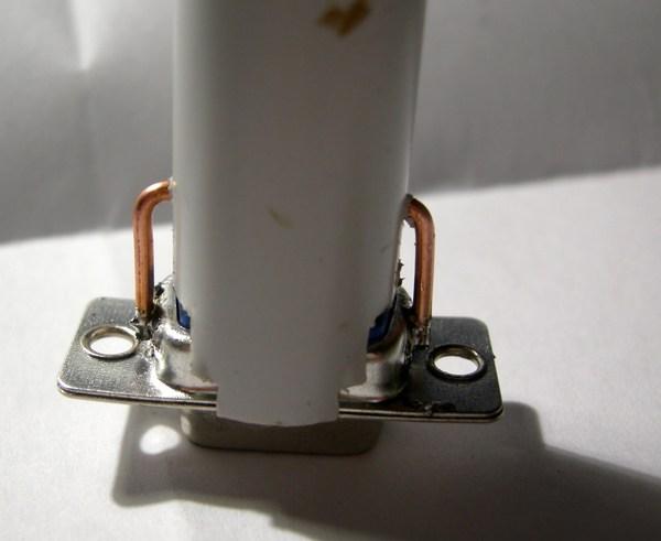 Réalisation d'un Grid Dip Oscillator (GDO) à tube. Les inductances Dscn4911