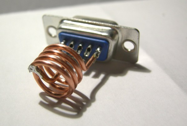 Réalisation d'un Grid Dip Oscillator (GDO) à tube. Les inductances Dscn4913