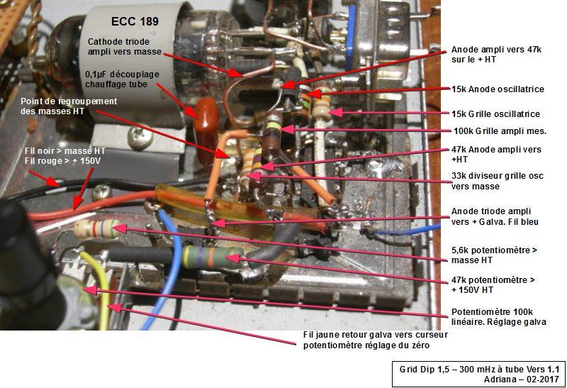 Réalisation d'un Grid Dip Oscillator (GDO) à tube. La suite : Partie HF Vue_as10