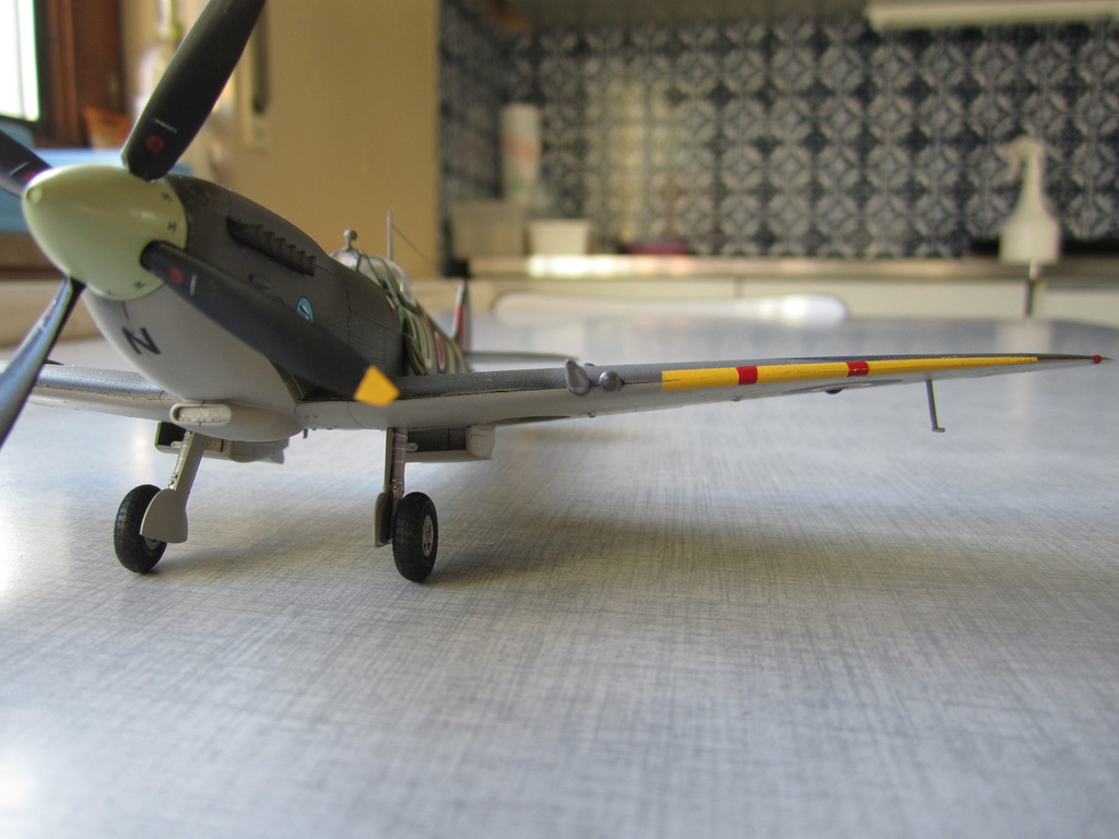 Supermarine Spitfire MK IX C 1/48 Eduard - Page 2 Img_2447