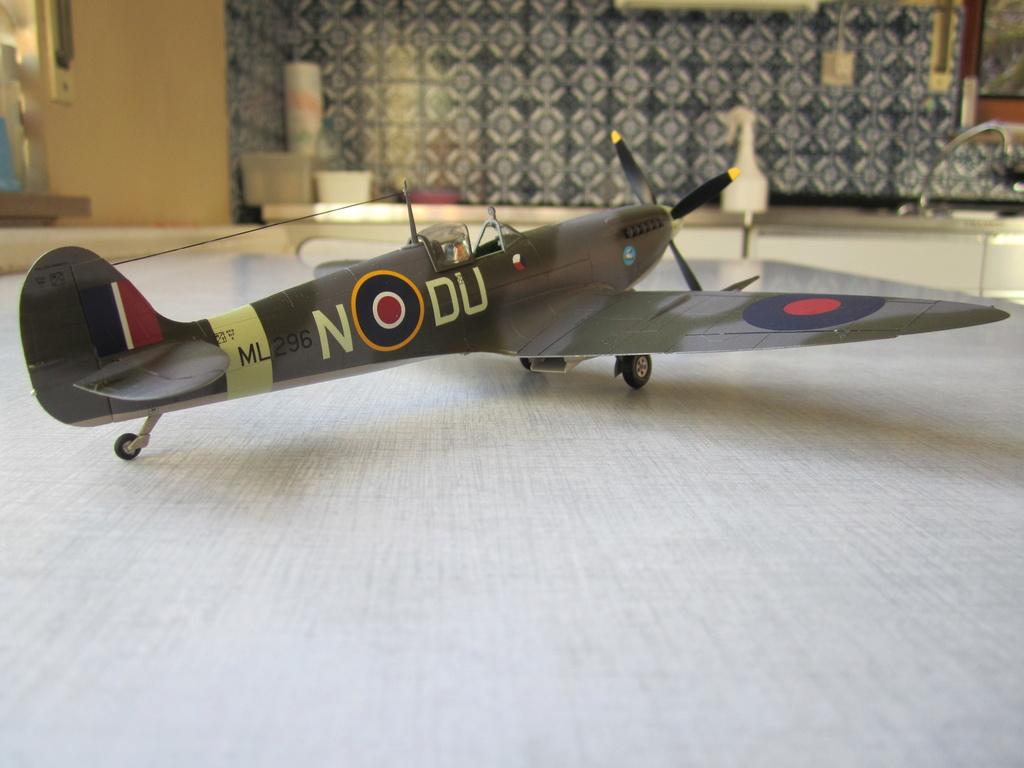 Supermarine Spitfire MK IX C 1/48 Eduard - Page 2 Img_2448