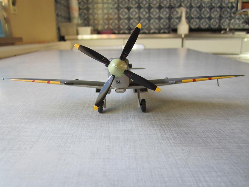Supermarine Spitfire MK IX C 1/48 Eduard Img_2474