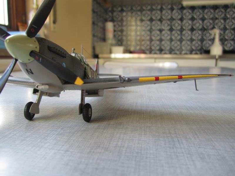 Supermarine Spitfire MK IX C 1/48 Eduard Img_2481